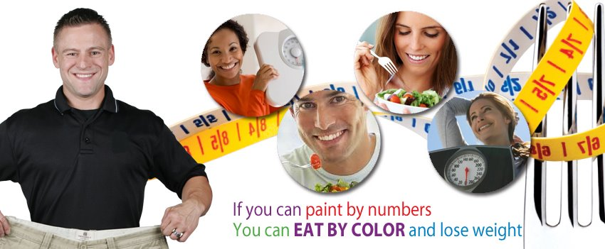 Eat By Color
